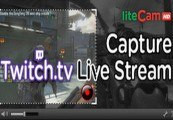 liteCam HD: Capture twitch.tv Live Stream Steam Gift