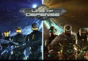 Line of Defense MMO - Emissary Steam Gift