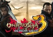 Onimusha 3: Demon Siege Steam Gift