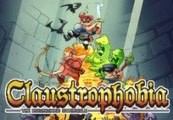 Claustrophobia: The Downward Struggle Steam CD Key