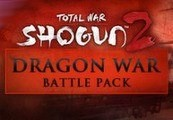 Total War: SHOGUN 2 - Dragon War Battle Pack DLC Steam CD Key