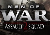Men of War: Assault Squad 2 - Full DLC Pack Steam CD Key