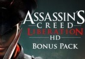 Assassin's Creed Liberation HD - Bonus Pack DLC Uplay CD Key
