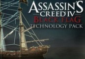 Assassin's Creed IV Black Flag - Time saver: Technology Pack DLC Uplay CD Key