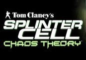 Tom Clancy's Splinter Cell Chaos Theory Steam Gift