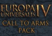Europa Universalis IV - Call-to-Arms Pack DLC Steam Gift