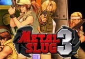 METAL SLUG 3 Steam CD Key