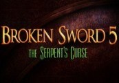 Broken Sword 5 - the Serpent's Curse EU PS4 CD Key