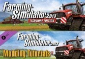 Farming Simulator 2013 Titanium Edition + Modding Tutorials Steam Gift