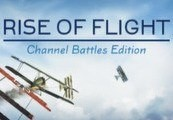 Rise of Flight: Channel Battles Edition + 2 DLCs Steam CD Key