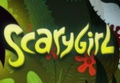 Scary Girl Steam Gift