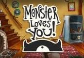 Monster Loves You! Steam Gift