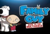 Family Guy: Back to the Multiverse Steam CD Key