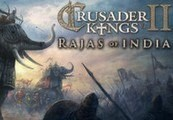 Crusader Kings II - Rajas of India RU VPN Required Steam CD Key