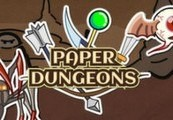 Paper Dungeons Clé Steam