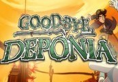 Goodbye Deponia Premium Steam CD Key