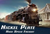 Trainz Simulator DLC: Nickel Plate High Speed Freight Set EU Steam CD Key