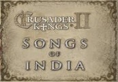 Crusader Kings II - Songs of India RU VPN Required Steam CD Key