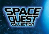 Space Quest Collection Steam Gift