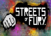 Streets of Fury EX Steam CD Key