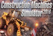 Construction Machines Simulator 2016 Steam Gift