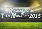 Rugby Union Team Manager 2015 Steam CD Key