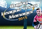 Rugby League Team Manager 2015 Steam CD Key