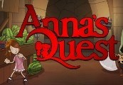 Anna's Quest Steam CD Key
