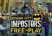 Gotham City Impostors Free to Play: Professional Impostor Kit Steam CD Key