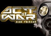 Act of War: High Treason Steam CD Key
