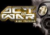 Act of War: High Treason Steam CD Key