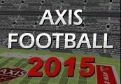 Axis Football 2015 Steam CD Key