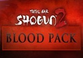 Total War: SHOGUN 2 - Blood Pack DLC Steam CD Key