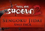 Total War: SHOGUN 2 - Sengoku Jidai Unit Pack DLC Steam Gift