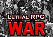 Lethal RPG: War Steam CD Key