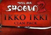 Total War: SHOGUN 2 - The Ikko Ikki Clan Pack DLC Steam CD Key