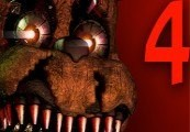 Five Nights at Freddy`s 4 RU VPN Required Steam Gift