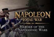 Napoleon: Total War - Heroes of the Napoleonic Wars DLC Steam Gift