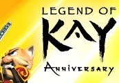 Legend of Kay Anniversary EU PS4 CD Key