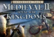 Medieval II: Total War Kingdoms Steam Gift