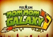 PixelJunk Nom Nom Galaxy Steam CD Key