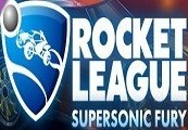 Rocket League - Supersonic Fury DLC LATAM Steam Gift