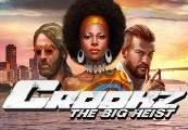Crookz - The Big Heist - Day 1 Edition Steam CD Key