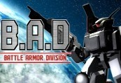B.A.D Battle Armor Division Steam CD Key