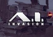 A.I. Invasion Steam CD Key
