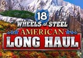 18 Wheels of Steel American Long Haul Steam CD Key