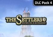 The Settlers 7: Paths to a Kingdom DLC Pack IV - The Two Kings Uplay CD Key