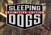 Sleeping Dogs Definitive Edition US PS4 CD Key