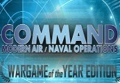 Command: Modern Air / Naval Operations WOTY Steam Gift
