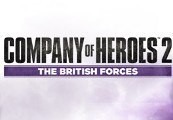 Company of Heroes 2 - The British Forces RU VPN Activated Steam CD Key